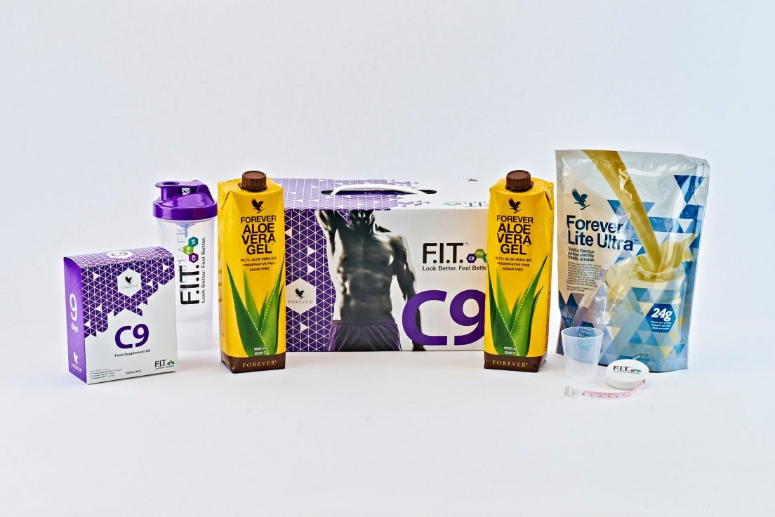 Forever Living C9   9 Day Nutritional Cleansing Programme